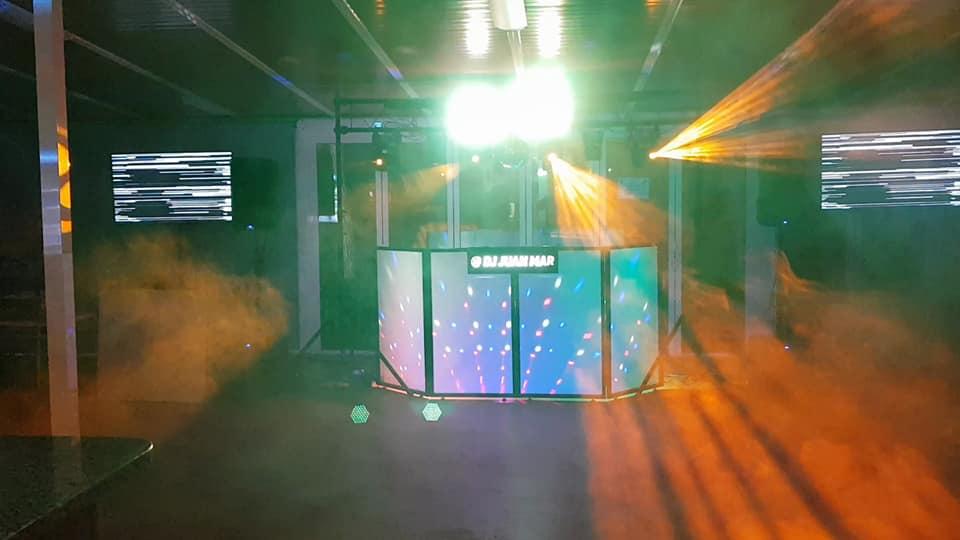 Discomovil  para fiestas Zaragoza