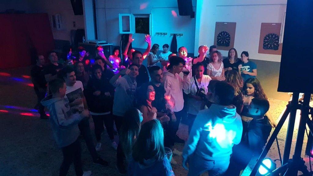 Fiestas Pueblo discomovil Dj Juan Mar1