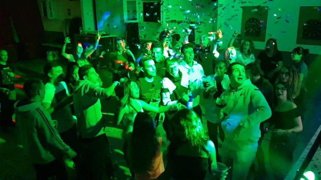 Fiestas Pueblo discomovil Dj Juan Mar3