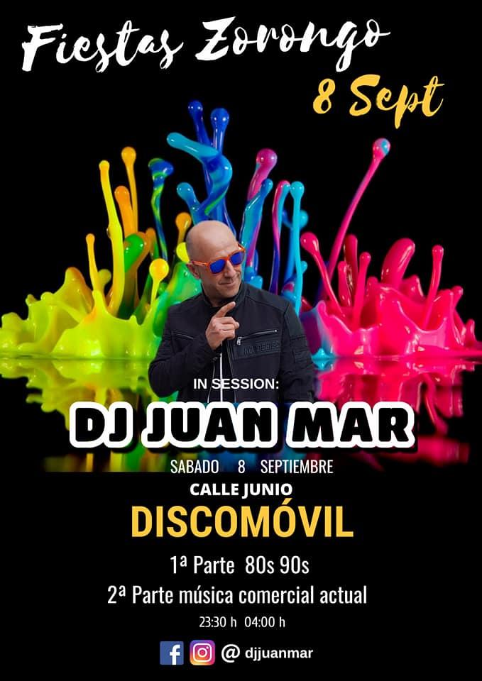 Fiestas Pueblo discomovil Dj Juan Mar5