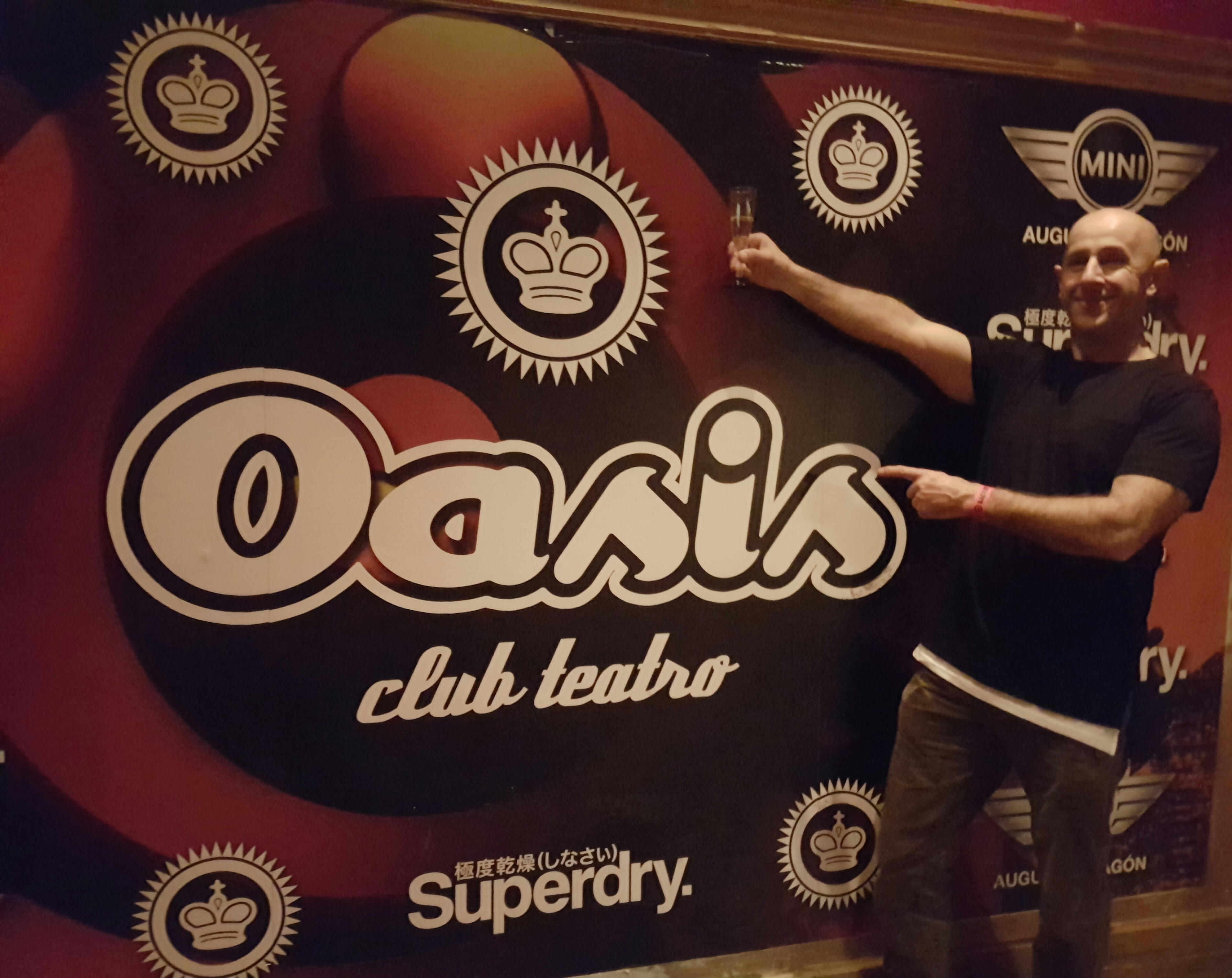 Oasis Fiesta Event